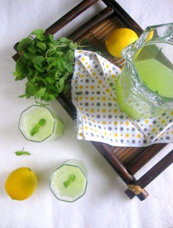 lemon chitta cooler