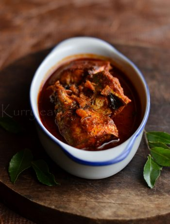 Kallu shappu meen curry