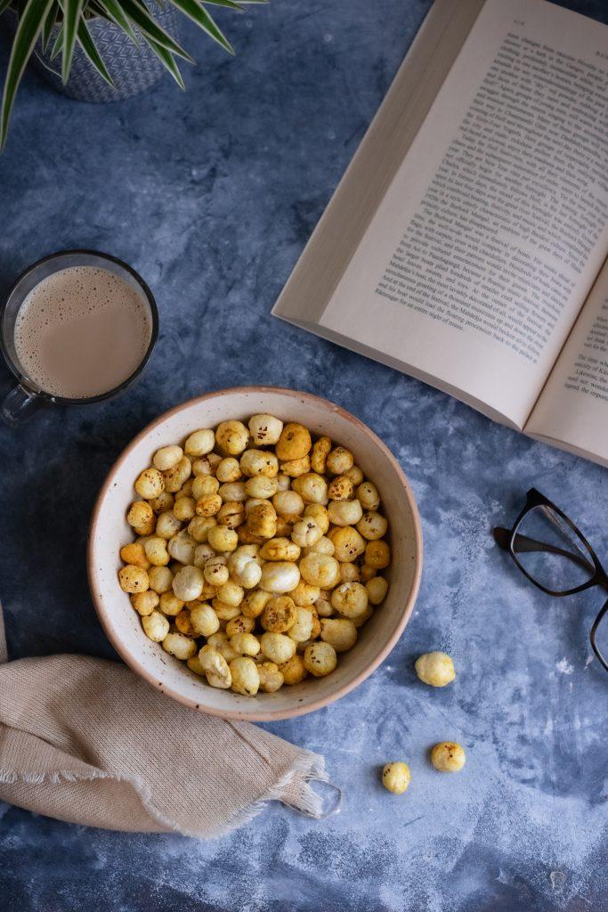masala Makhana recipe