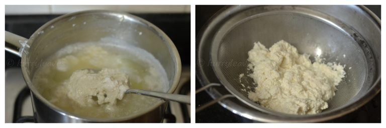 cream cheese prep