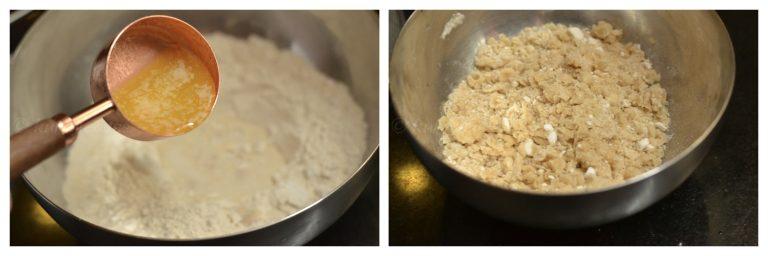 Dough prep