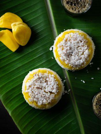 Chakka puttu recipe