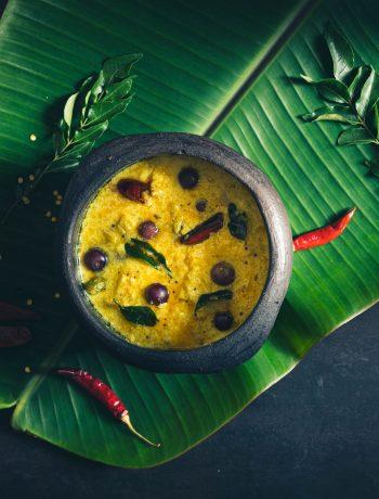 Pineapple Madhura Pachadi