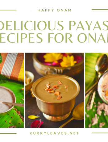 12 delicious payasam recipes for Onam